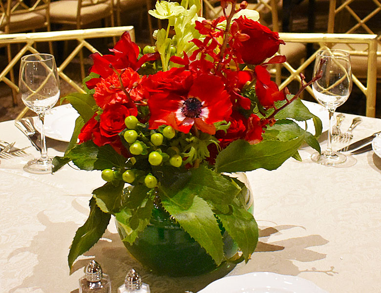 FPA 2018 Event Centerpiece