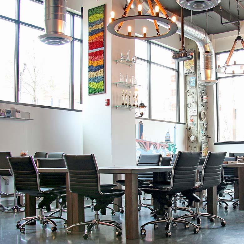 Luludi Living Art Corporate Space Decor