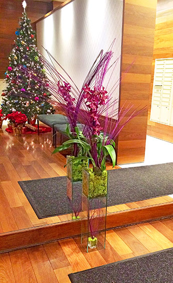 Luludi Living Art Hotel Lobby Holiday Planter