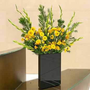 Luludi Living Art Florals 3 Col